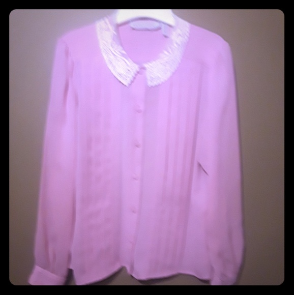 Laura and Jayne Tops - Dressy blouse